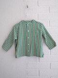 フランス子供服 BONTON ヘンリーネックシャツ