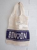 BONTON  ボントン 編みバッグ