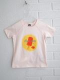 フランス子供服 BONTON プリントTシャツ アイスクリーム