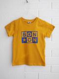 フランス子供服 BONTON ボーイズ ロゴTシャツ