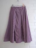 SOFIE D'HOORE STAR ソフィードール ストライプスカート