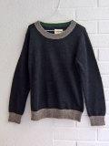 bellrose kids ベルローズキッズ 2018AW アルパカ混Vネックセーター