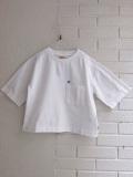 bellerose kids ベルローズキッズ バックプリントポケットTシャツ
