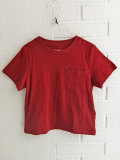 bellerose kids ベルローズキッズ ボーイズポケットTシャツ