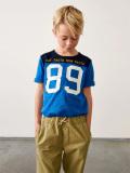 bellerose kids ベルローズキッズ ボーイズ ロゴTシャツ