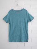 bellerose kids ベルローズキッズ ボーイズ リネンジャージーTシャツ