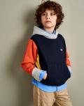 ベルギー子供服 bellerose kids ベルローズキッズ スウェットフードパーカー