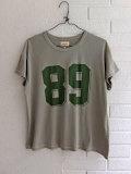 ベルギー レディース bellerose woman ベルローズウーマン ロゴプリントTシャツ
