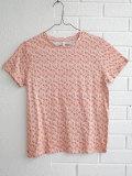 ベルギー レディース bellerose woman ベルローズウーマン プリントTシャツ