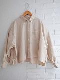 ベルギー レディース bellerose woman ベルローズウーマン チェックシャツ