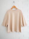 bellerose woman レディース ライトジャージーワイドシルエットTシャツ