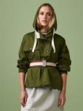 bellerose woman レディース コットンプルオーバージャケット