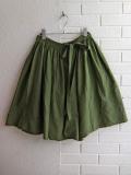 ベルギー bellerose woman ベルローズウーマン コットンラップスカート