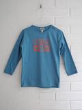 BONTON ボーイズ BONTONロゴ長袖Tシャツ