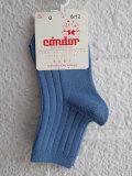 CONDOR コンドル Ribbed socks  リブソックス
