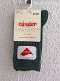 スペイン靴下ブランド CONDOR コンドル 靴下・タイツ リブソックス