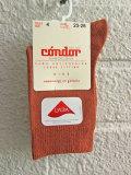 スペイン靴下ブランド CONDOR コンドル 靴下・タイツ プレーンソックス