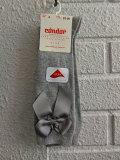 スペイン靴下ブランド CONDOR コンドル 靴下・タイツ リボンハイソックス