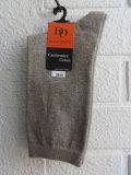 フランス老舗靴下ブランド ドレドレ DORE DORE コットンカシミアソックス