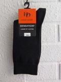 フランス老舗靴下ブランド DOREDORE ドレドレ ウールコットンソックス