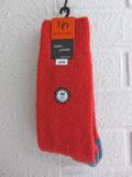 フランス老舗靴下ブランド DOREDORE ドレドレ バイカラーウールソックス