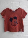 ベルギー子供服 fred+ginger フレッドアンドジンジャー クッキーファクトリーTシャツ