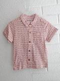 ベルギー子供服 fred+ginger フレッドアンドジンジャー ボーイズ ジャージープリントシャツ
