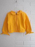 ベルギー子供服 fred+ginger フレッドアンドジンジャー 丸襟リボンスウェット