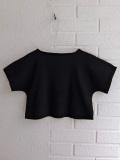 スペイン バルセロナ リトルクリエイティブファクトリー LITTLE CREATIVE FACTORY ソフトリブスウェットTシャツ