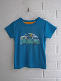 milk on the rocks ミルクオンザロックス T-Shirt Holiday Van