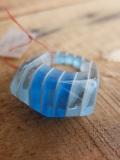 パリ蚤の市・クリニャンクール デッドストックアクセサリー プラスティックリング
