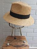 フランス老舗帽子ブランド Willys ウィリーズ 帽子メーカー ソフトハット 中折れストローハット