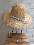 フランス老舗帽子ブランド Willys ウィリーズ 帽子メーカー キャペリン つば広ストローハット