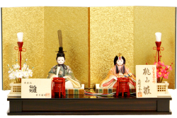 雛人形,木目込み,20-43