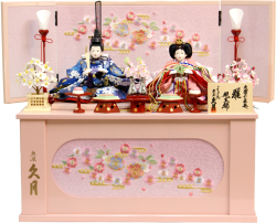 雛人形,久月,吊るし,s-31177