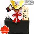 【五月人形】 侍ジャパン オフィシャルライセンス 吉徳大光 豆兜