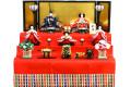 雛人形,三段飾り,20-93-2