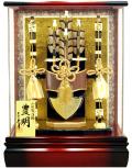 【破魔弓】久月作 「豊明」 アクリルケース飾り(350810)