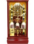 【破魔弓】久月作 「駿州」 ケース飾り(351513)