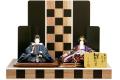 雛人形,親王,48a-61