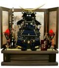 【五月人形】久月作 家紋入れ「伊達政宗」 着用鎧(2199)