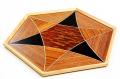 樺細工,盆,Brilliant tray
