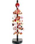 【雛人形】久月作 「オルゴール吊るし雛」 飾り(FHS-125)