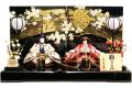 【雛人形】千匠作 「雛ごよみ」 二人親王飾り (OH-60)