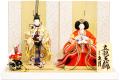 【雛人形】久月作 「立雛」 親王平飾り (S-32160)