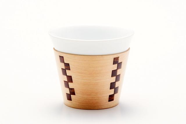 樺細工,tsunagu,カップ