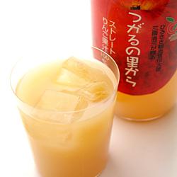 ミクニのりんごジュース