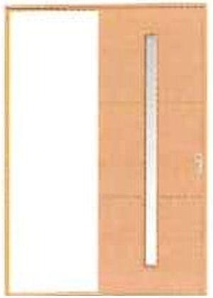 * PAL 片引戸セット EN-H2-49(L) (固定枠152幅用) *