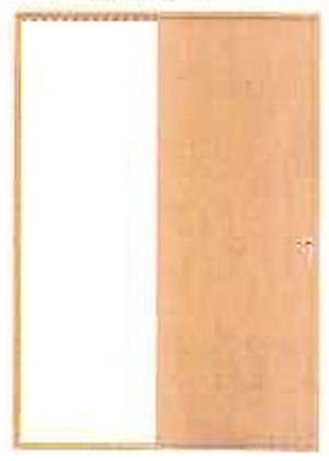 * PAL 片引戸セット EN-H2-31(R) (ケーシング枠113幅用) *
