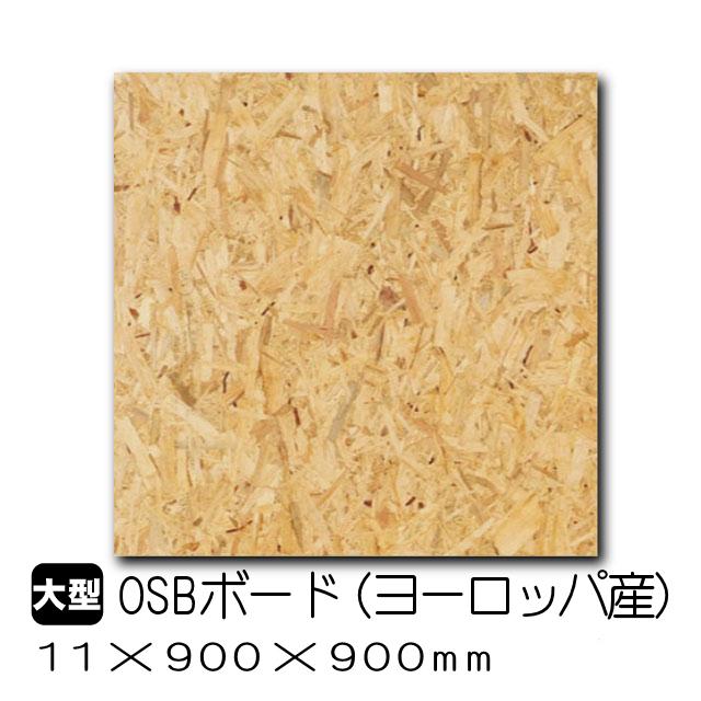 OSBボード 11mm×900mm×900mm